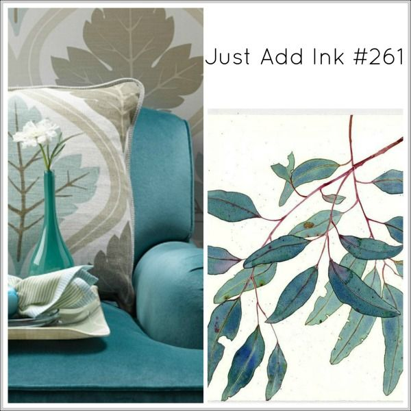 5-8-15. Just Add Ink: Just Add Ink #261 - Inspiration photo