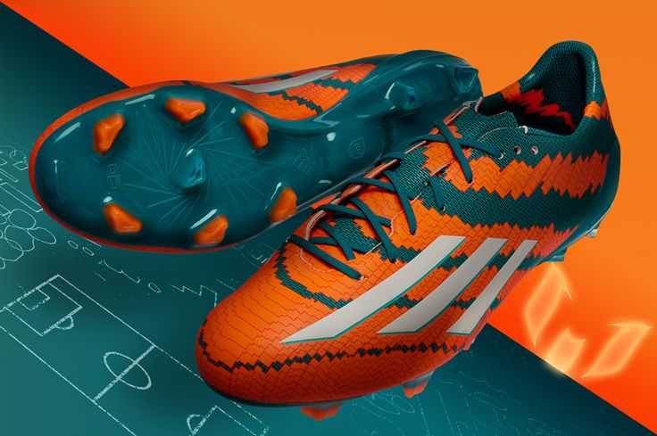 The NEW adidas Messi 10.1 FG Soccer Shoes, at SoccerPro now!