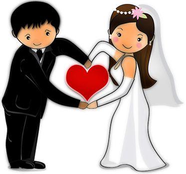 Noivinhos para personalizar em lembranças de casamento.