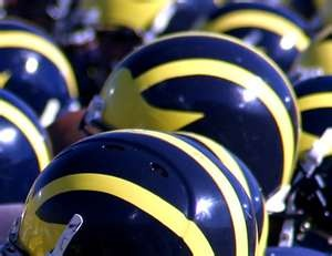 U of M football can we tell I'm excited for some football tomorrow?!?