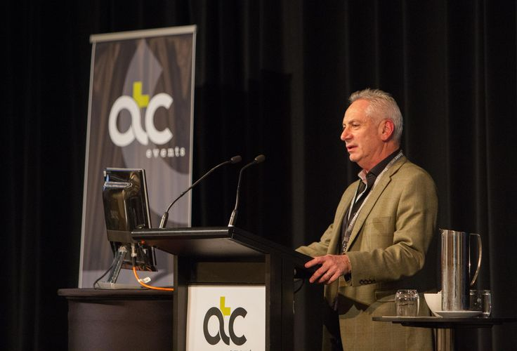 Trevor Vas, Director of the ATC thanks the speakers, delegates and sponsors for participating in the ninth annual Australasian Talent Conference - Recruitment Is Marketing.