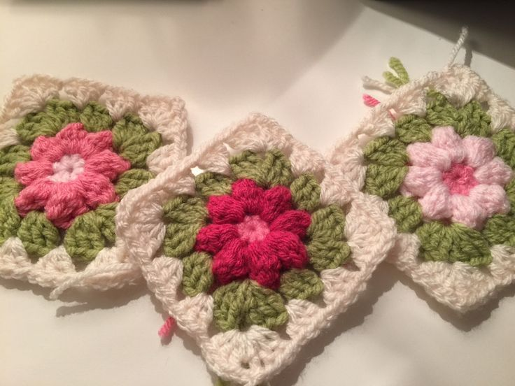 A personal favourite from my Etsy shop https://www.etsy.com/uk/listing/261623963/40-x-granny-squares-crochet-hand-made