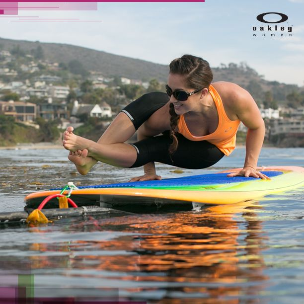 You can do anything you set your mind to. You have NO limits. You are Made for More. Stand up paddleboard. SUP. Yoga