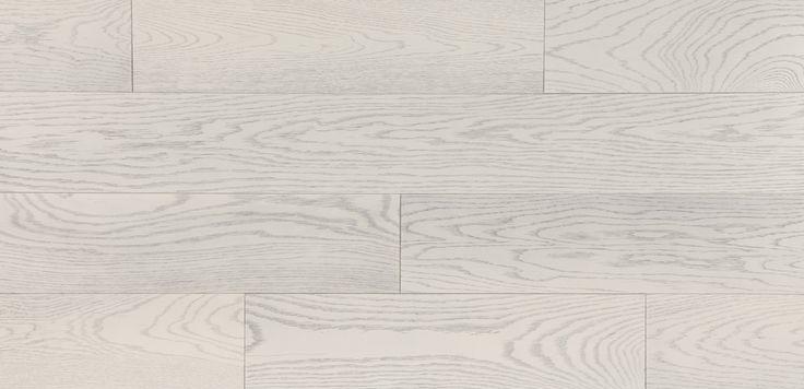 biała podłoga z drewna