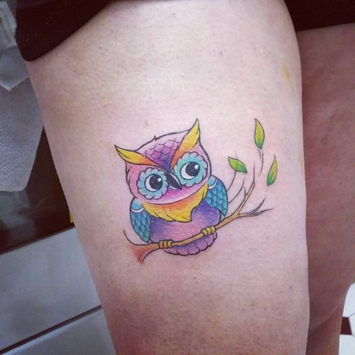 Owl pattern is a sought-after pattern, which is admired by many people all over the