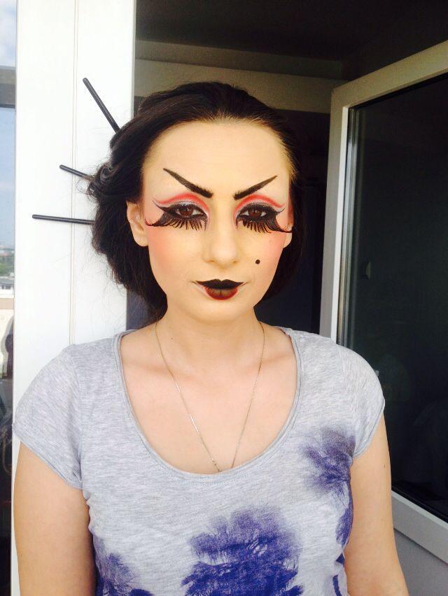 Fashion geisha