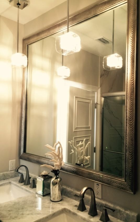a mirrormate frame in venetian silver wave frames out this wall mounted mirror in just - Mirrormate Frames