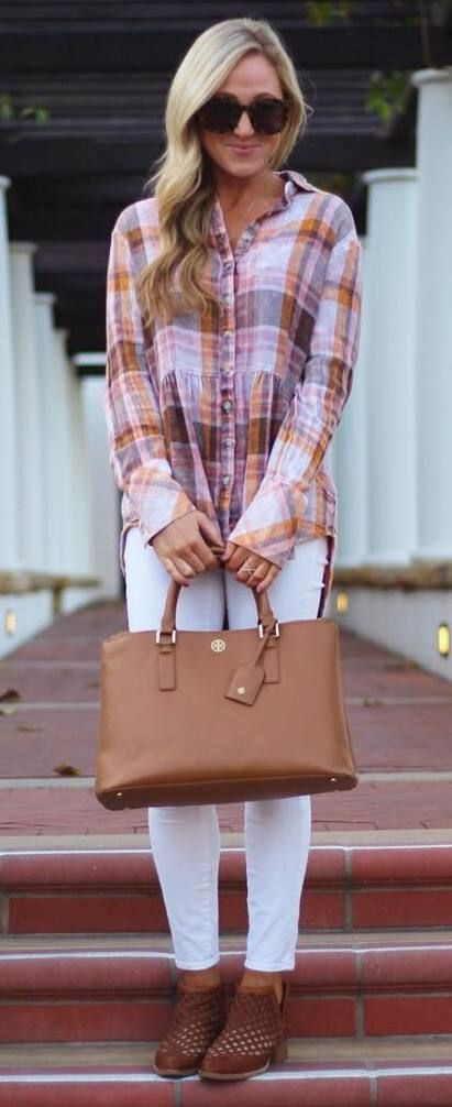 48 Pretty Street Style Looks To Update You Wardrobe This Fall Summer Fashion New Trends