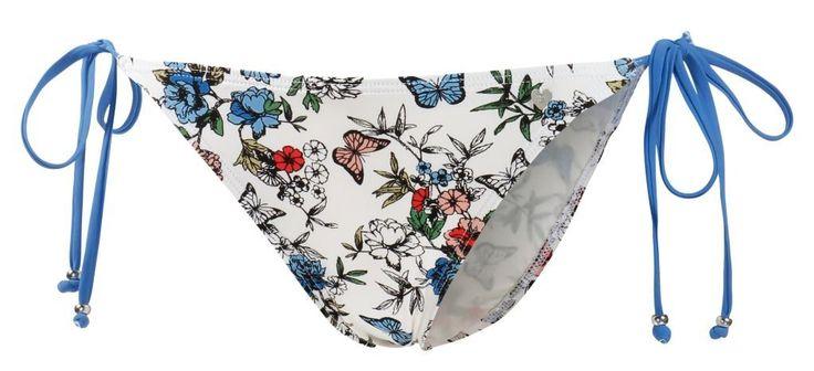 #Short #Stories #Bikini #Hosen #Damen #weiß/blau