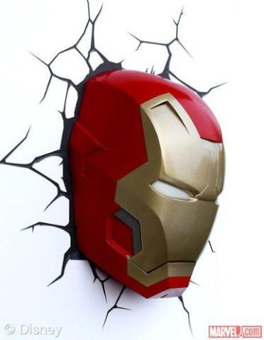 Marvel Superheroes Light & Smash Your Home With 3D Deco Lights!
