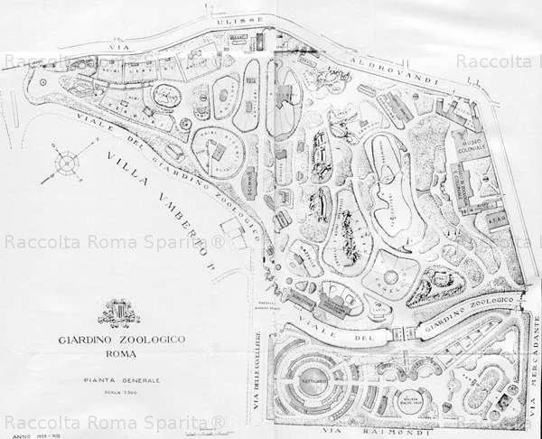 Giardino Zoologico Roma Roma, Giardino e Zoologia