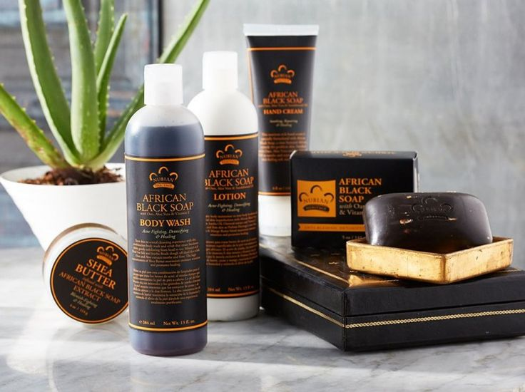 Kit includes African Black Soap 5.0 oz M-S301 2.95 Lotion 13 oz M-137 9.95 Body Wash 13oz 7.95 Hand Cream 4oz 5.39 *scrub not included