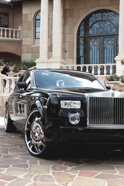 Country Club.. Let's Take The Rolls Royce Today James...L.S.