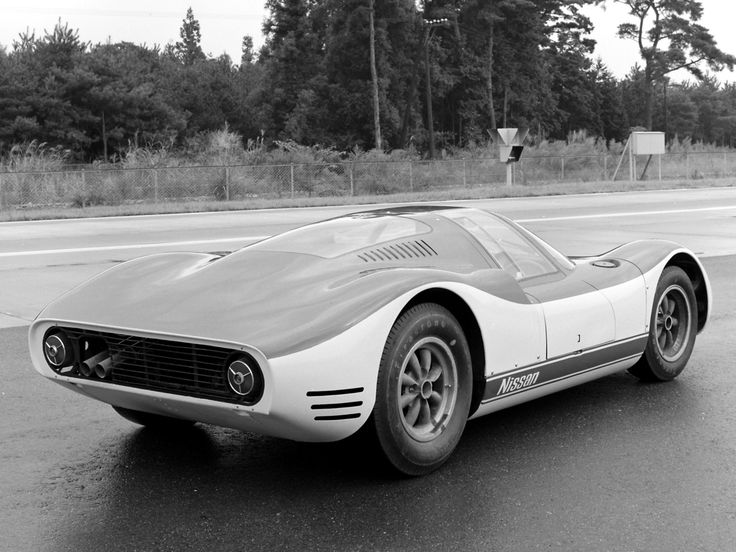 1966 Nissan R380-II. Nissan needs to bring this back in modern day form.