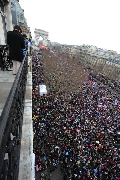 Police tear-gas women and Children at Pro-Family/Traditional Marriage march in Paris.You wont here this on your national news (secular news Media suppressed this in Canada) Click Pic for info. http://www.lifesitenews.com/news/1.4-million-march-against-gay-marriage-in-france-police-tear-gas-crowd-chil  -