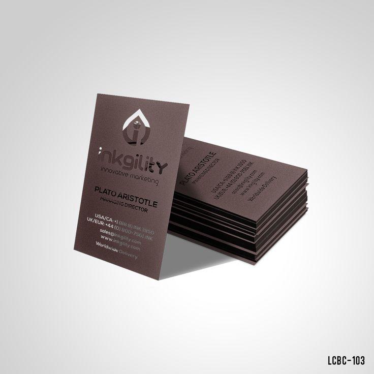 7 best Laser Cut Business Cards images on Pinterest | Business cards ...