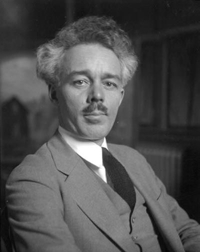 Lawren Harris, 1926...  Founder of The Group of Seven...