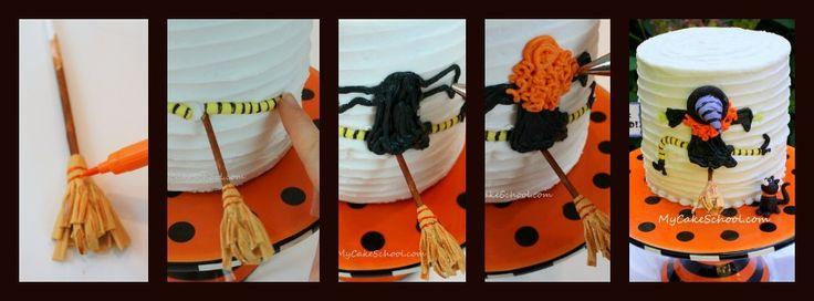 Photo Tutorials Cake Design