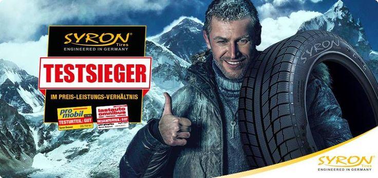 Syron Everest1 Reifen Testsieger