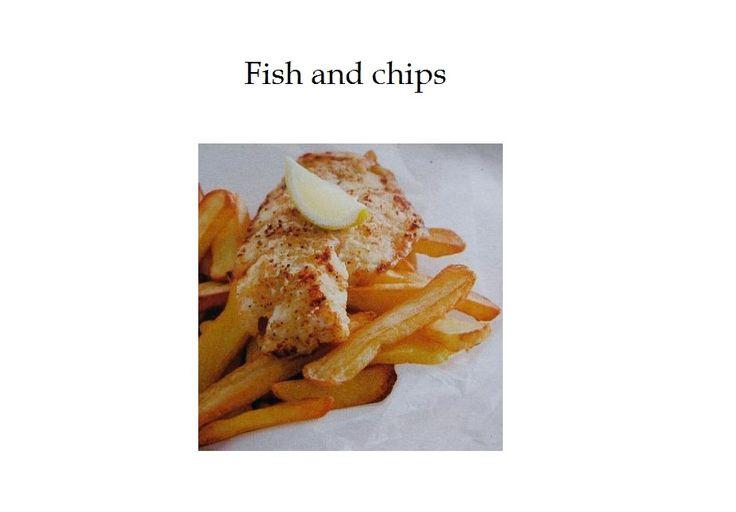 Recept fish en chips, vis en patatjes is voor groot en klein een heerlijke maaltijd. Per persoon heb je nodig 1 stuk schelvis of kabeljauwfilet van ongeveer