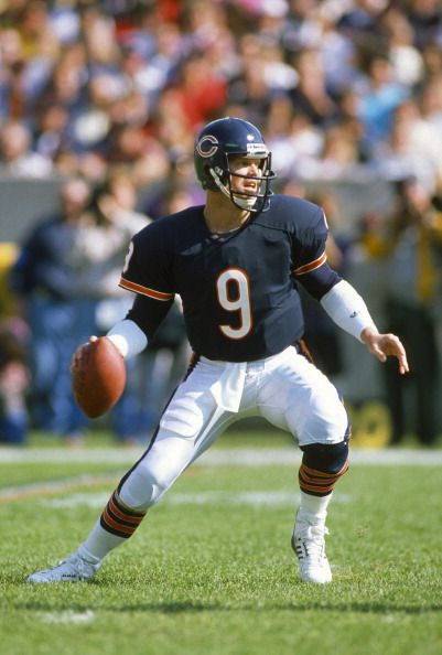 Jim McMahon of the Bears