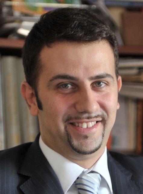 Επιχειρηματίες εναντίον της κρίσης/ The interview sessions/ Nikolopoulos Vasileios