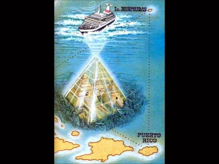triangulo de las bermudas piramide
