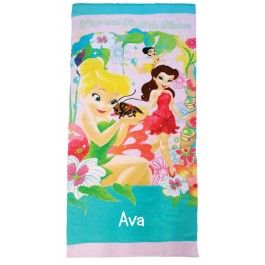 Beach Towel Children Names And Towels On Pinterest
