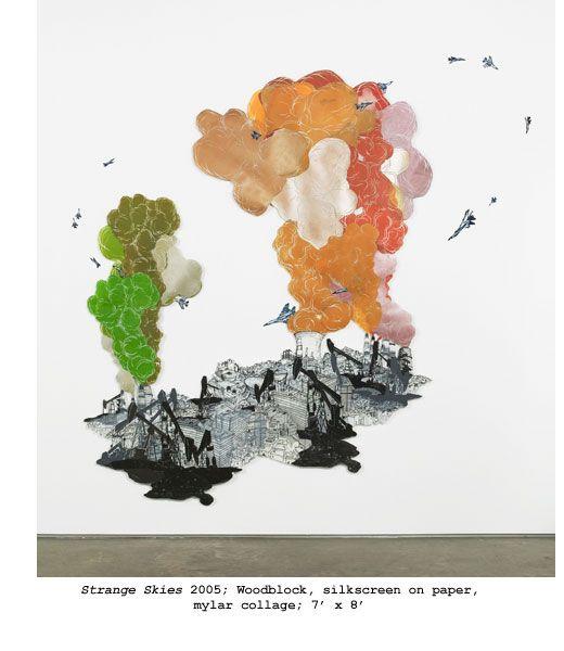 Nicola Lopez - Collages