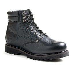Dickies Zapato de trabajo II para lugar de mujeres, negro, 7 M US