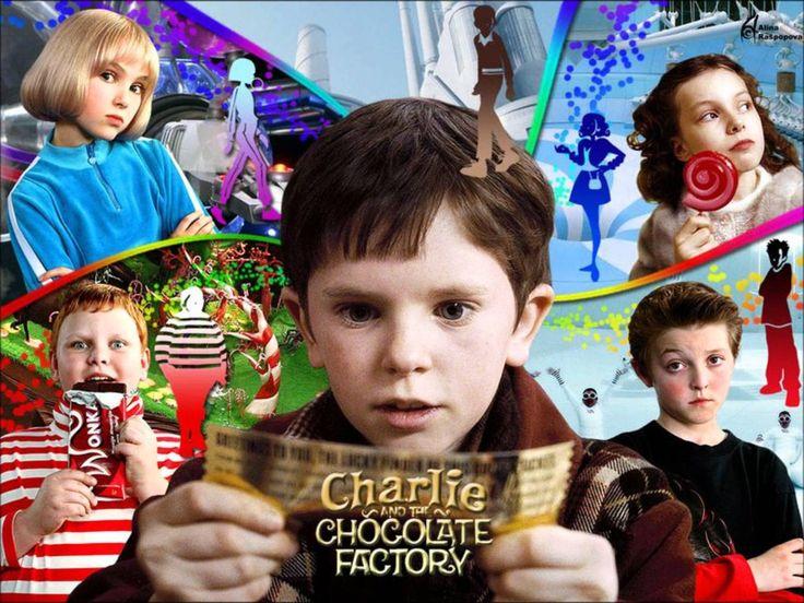 Sjakie en de Chocolade Fabriek - Willy Wonka Song (1080p) (NETHERLANDS)