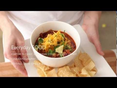 30 minute chili | Recipes | Pinterest