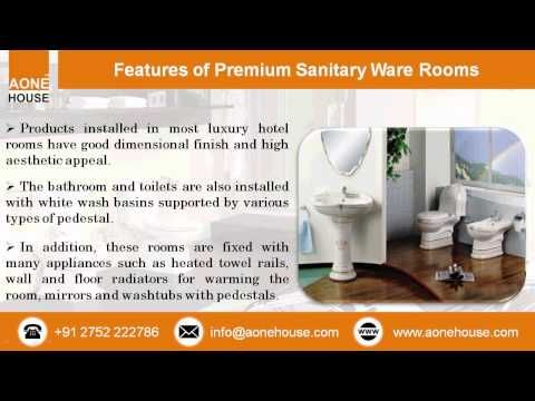 This video is all about Ceramic Sanitary Wares for Hotel Industry - www.aonehouse.com