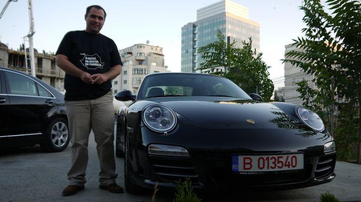 Cei de la Times New Roman au primit cate un Porsche de la Prima TV! Cine zicea ca nu mai sunt bani in TV?