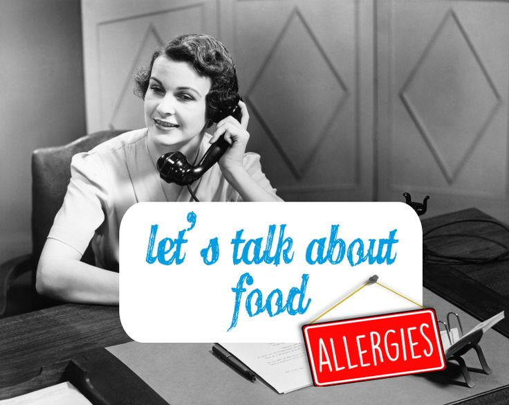 how to find out food allergies