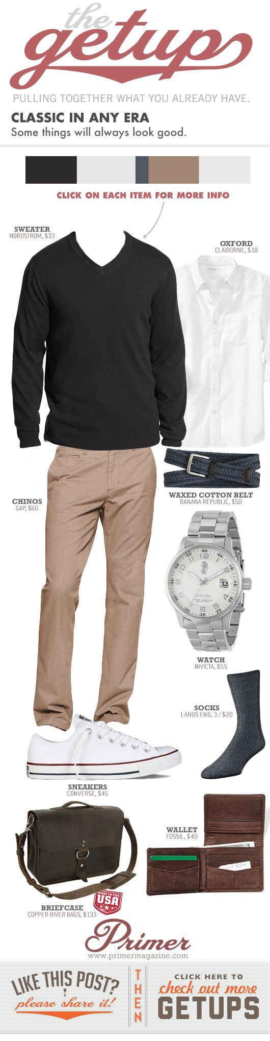 The Getup: Classic in Any Era - Primer