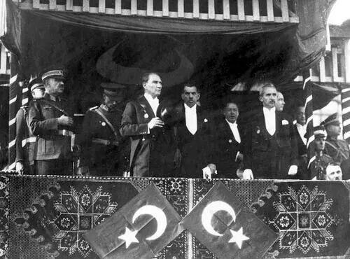 1929 Cumhuriyet Bayramı