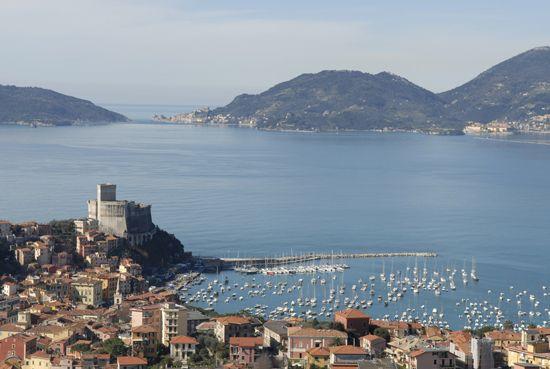 Wedding in Lerici and the Gulf of La Spezia