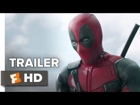 Deadpool Official Trailer #1 (2016) – Ryan Reynolds Movie HD