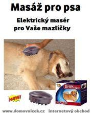 Masáž pro psa