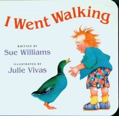 I Went Walking by Sue Williams
