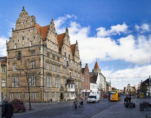All things Europe ... Aalborg, Denmark (by Jens Bangs Stenhus)