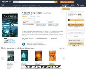 [Amazon] A batalha do Apocalipse - eBook Kindle - R$13,78