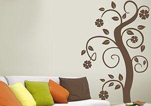 Wall Sticker TREE3 by Sticky!!!