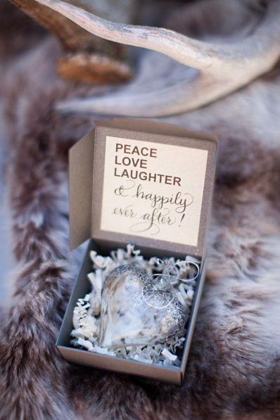 Photo Wedding Favors diy hangover kit first aid for wedding guests wedding favor bags muslin 10 Winter Wedding Favor Ideas
