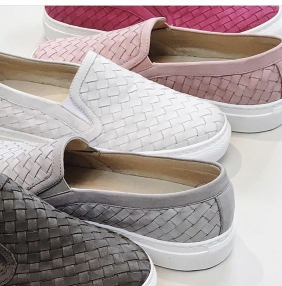 ~~~These slip on shoes are a must have this summer!  Want these! Try stitch fix and have shoes just like these  sent right to your door.  Stitch fix spring summer trends.  #stitchfix #affiliatelink: