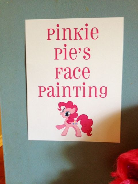 "Photo 1 of 22: Birthday ""Elise's My Little Pony/Equestria Girl Birthday Party"" 