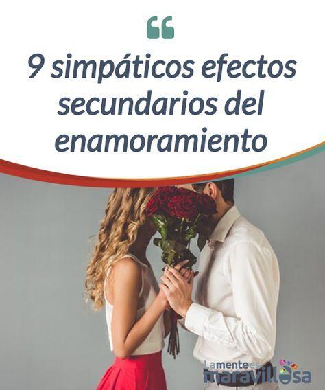 9 simpáticos efectos secundarios del enamoramiento  Descubre 9 #simpáticos y #atractivos efectos secundarios del #enamoramiento que te mostramos en la Mente es Maravillosa y piensa si te gusta el amor  #Psicología