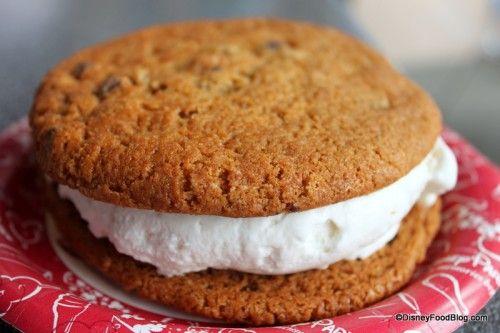 Homemade Nestle Tollhouse Ice Cream Sandwich #Disney #Cookies