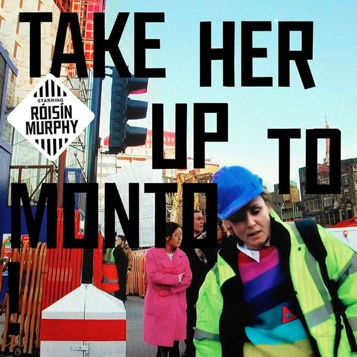 Roisin Murphy - Take Her Up To Monto on LP